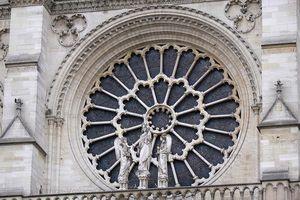 Chùm ảnh về vẻ đẹp của Nhà thờ Đức Bà Paris trước vụ hỏa hoạn làm sập mái vòm và tháp đêm 15/4