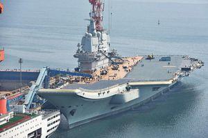 Báo Mỹ: Trung Quốc chuẩn bị đưa tàu sân bay Type 001A vào sử dụng, tăng cường sức mạnh răn đe khu vực