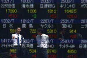 Chứng khoán châu Á phản ứng tích cực với số liệu lạc quan của Trung Quốc