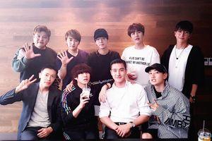 HOT: Super Junior chính thức thông báo về màn tái xuất với đội hình đầy đủ các thành viên