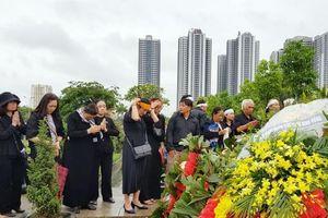 Thành kính tiễn đưa lão thành cách mạng Phạm Thị Trinh về nơi an nghỉ cuối cùng