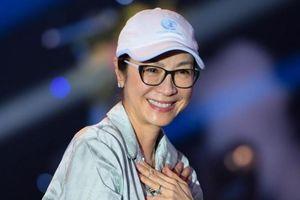 Ngôi sao Dương Tử Quỳnh đến Hà Nội khởi động chiến dịch '3.500 sinh mạng' về an toàn giao thông