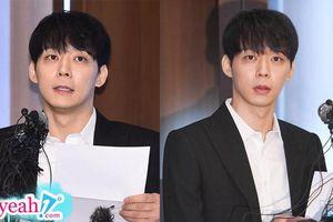 Cảnh sát bất ngờ khám xét nhà riêng của nam ca sĩ Park Yoo Chun sau cáo buộc ép 'cựu hôn thuê' dùng ma túy
