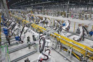 Hôm nay (16/4), tổ hợp sản xuất ô tô VinFast sẽ chính thức 'vào số'