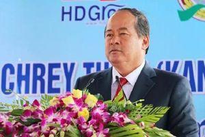 Ông Nguyễn Thanh Bình chính thức giữ Quyền Chủ tịch tỉnh An Giang