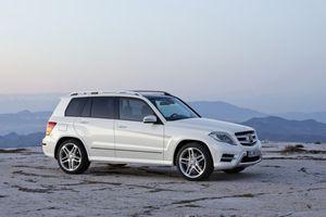 Hơn 60.000 xe Mercedes-Benz GLK bị nghi gian lận khí thải