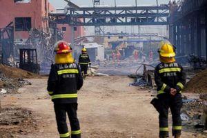 Tai nạn lao động tại một nhà máy dược phẩm ở Trung Quốc, nhiều người chết