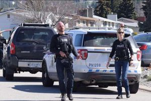 Bốn người chết bi thảm sau vụ xả súng ở Canada