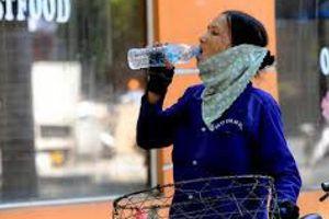 Người dân cần lưu ý những nguy hiểm trong mùa nắng nóng