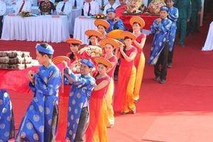 Hơn 60 năm gìn giữ đền thờ Quốc Tổ Hùng Vương ở Kiên Giang