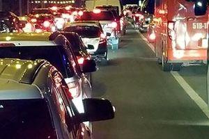 Đẩy nhanh tiến độ công trình hạ tầng giao thông giữa 2 vùng kinh tế trọng điểm phía Nam