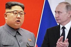 Báo Hàn: Chủ tịch Kim Jong-un sẽ gặp Tổng thống Putin trong tuần tới