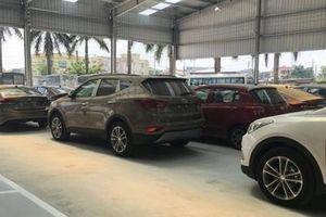 Tổ chức đấu giá xe ô tô