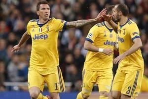 Juventus vắng 2 trụ cột ở trận đấu với Ajax