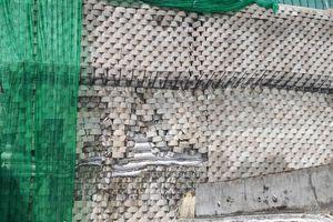 Khánh Hòa quyết tháo dỡ bức tường sai phép tại dự án biệt thự Đồi Xanh