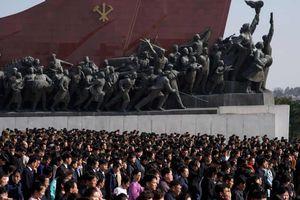 Hàng vạn người Triều Tiên kỷ niệm sinh nhật cố Chủ tịch Kim Nhật Thành