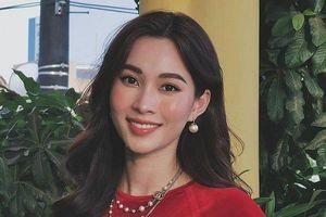 Hoa hậu Đặng Thu Thảo đẹp cuốn hút qua ống kính của chồng đại gia
