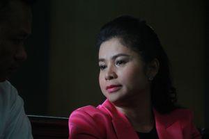 Bà Lê Hoàng Diệp Thảo đại diện công ty, khởi kiện ông Đặng Lê Nguyên Vũ