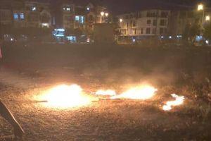 Đôi nam nữ nghi dùng xăng thiêu, bốc cháy như 'ngọn đuốc sống' giữa Sài Gòn