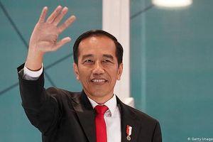 Ông Joko Widodo tạm dẫn đầu bầu cử Tổng thống Indonesia