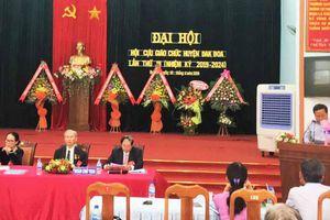 Gia Lai: Đại hội Hội Cựu giáo chức Đak Đoa