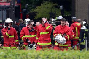 Giáo hoàng Francis cảm ơn những người lính cứu hỏa trong vụ cháy Nhà thờ Đức Bà Paris