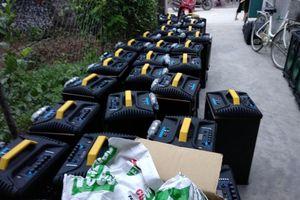 Truy bắt đối tượng cầm đầu trong vụ ma túy khủng tại Nghệ An