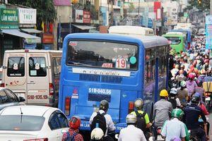 Lưu ý: Từ 1-5 vé xe buýt TP.HCM bắt đầu tăng giá