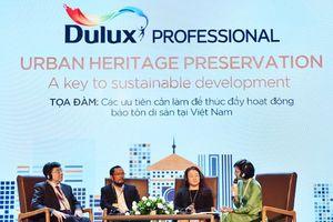 Hội thảo bảo tồn di sản và phát triển đô thị ở TP.HCM
