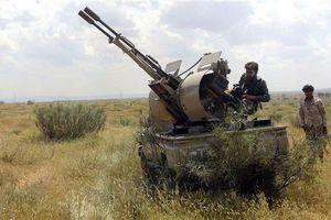 Số thương vong tăng cao sau khi thủ đô Tripoli của Libya bị tấn công bằng rocket