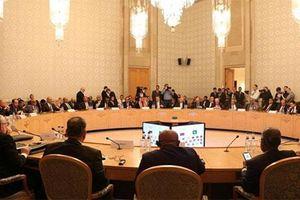 Nga - Ả Rập lộ bất đồng sâu sắc về Syria thời hậu chiến
