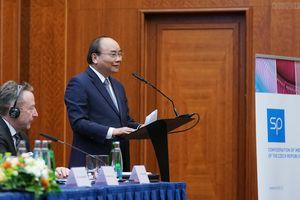Thủ tướng nói về điểm thuận rất lớn để doanh nghiệp Việt – Czech hợp tác rộng hơn