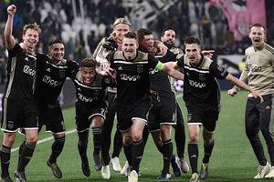 Ajax - làn gió mới ở đấu trường Champions League