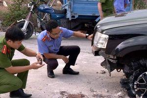 Người tâm thần lái ô tô tông 1 CSGT tử vong