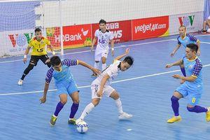 Thái Sơn Nam khẳng định sức mạnh trước Sanatech Khánh Hòa