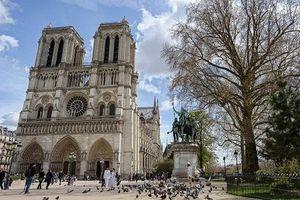 Những bức ảnh đẹp nhất về Nhà thờ Đức Bà Paris–biểu tượng hơn 850 năm của Pháp