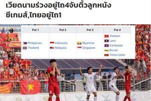 SEA Games 2019 còn chưa bắt đầu, báo Thái đã 'e ngại' U22 Việt Nam giành HCV