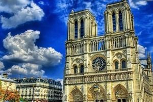 Nhà thờ Đức Bà Paris sẽ được phục dựng hoàn toàn?