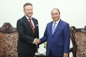 Đại sứ Séc tại Việt Nam: 'Ở Việt Nam, tôi cảm thấy như ở nhà!'