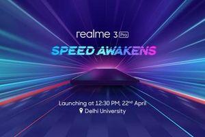 OPPO ấn định ngày ra mắt chính thức Realme 3 Pro