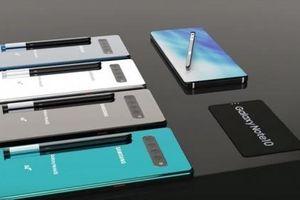 Galaxy Note 10 sẽ có màn hình 6.28 inch và 6.75 inch