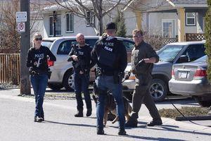 Xả súng tại Canada, 4 người chết