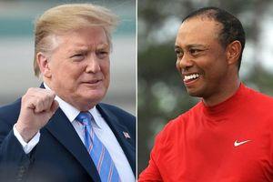 Tổng thống Mỹ sẽ trao Huân chương Tự do cho Tiger Woods