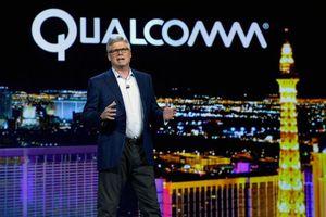 Giá trị Qualcomm tăng vọt thêm gần 30 tỉ USD