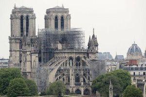 Xây dựng lại Nhà thờ Đức Bà Paris cần bao nhiêu thời gian?