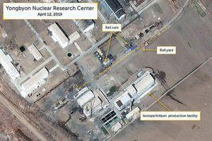 Ảnh vệ tinh Mỹ phát hiện hoạt động mới trong cơ sở hạt nhân Triều Tiên