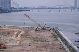 Dự án lấn sông Hàn phân lô biệt thự, Đà Nẵng thu 3,5 triệu đồng/m2