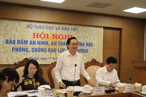 Bộ trưởng Phùng Xuân Nhạ: Giáo viên không phải là thợ dạy