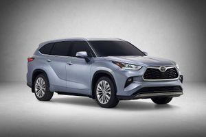 Toyota Highlander thế hệ mới ra mắt với nhiều cải tiến đặc biệt