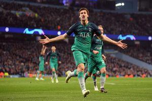 Tottenham vào bán kết Champions League nhờ luật bàn thắng sân khách